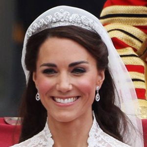 Penteado Kate Middleton